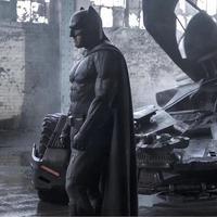 Új kép Ben Affleckről, mint Batman!