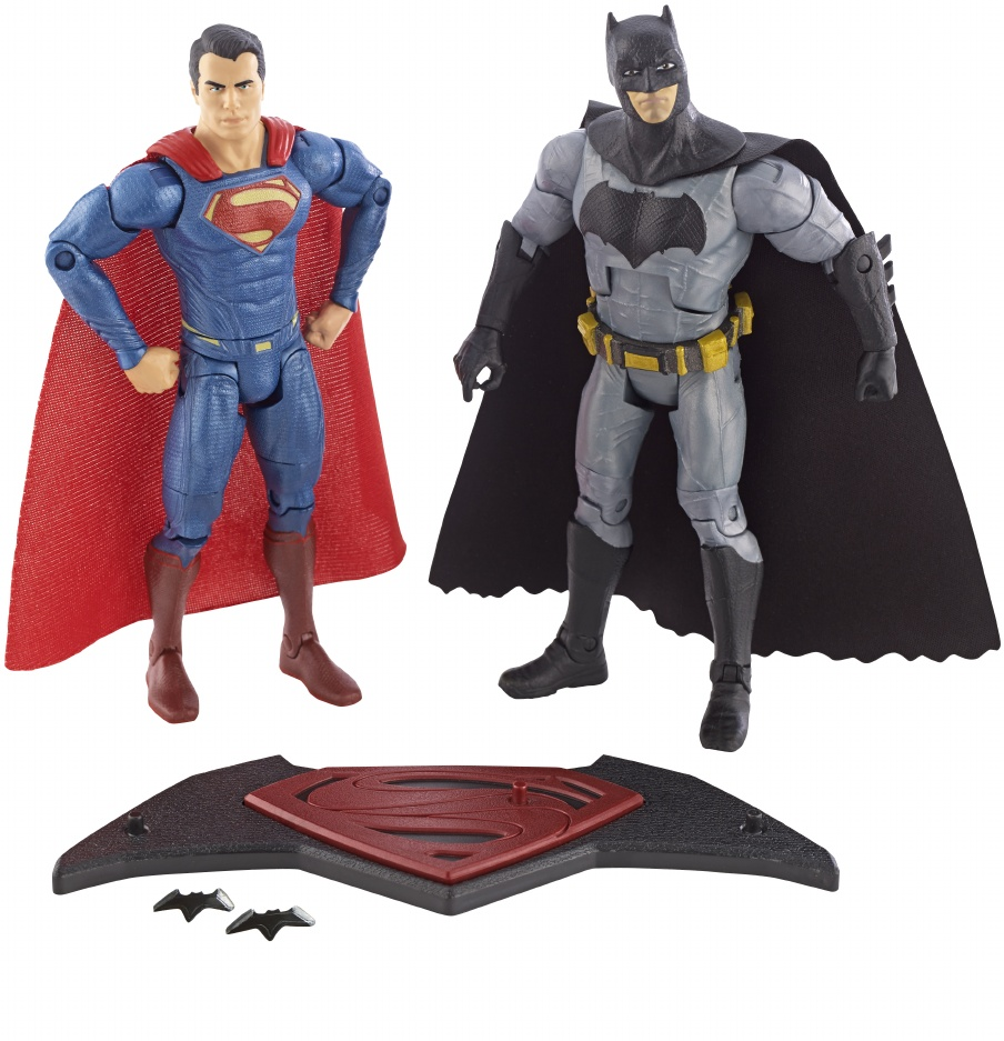 Batman Superman ellen játékok