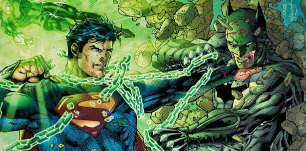 Batman vs Superman a képregényekben
