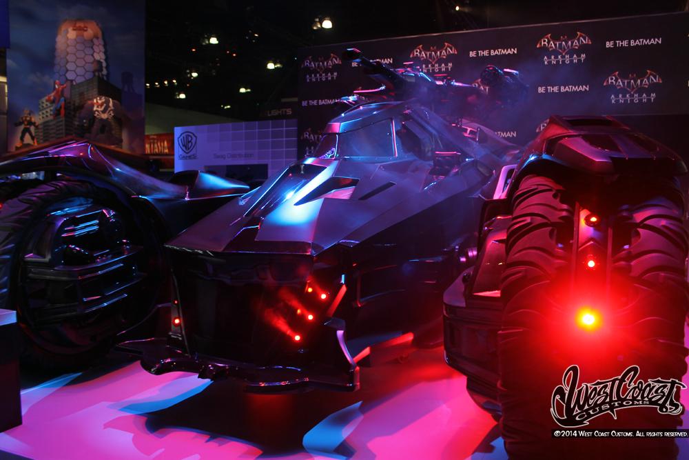 Arkham hét #1: A Batmobil