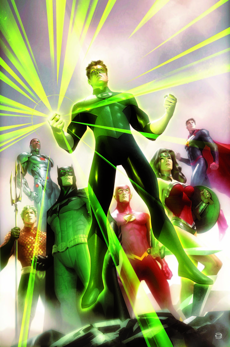 Zöld Lámpás hét #1: 75 éve ragyog Zöld Lámpás fénye