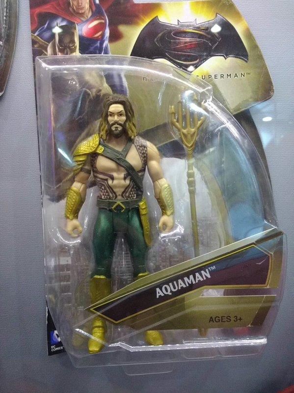 Aquaman figura a Batman v Superman filmhez