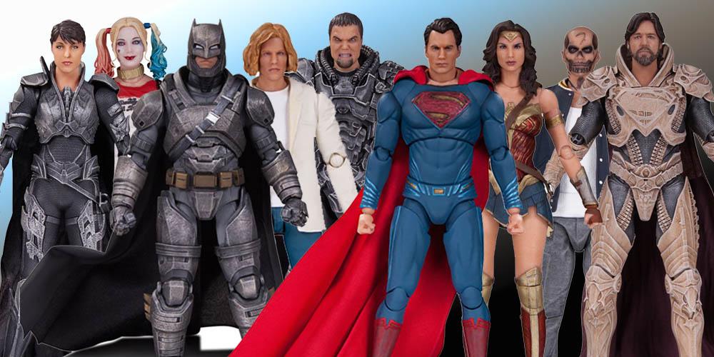 DC filmhősök a polcainkon