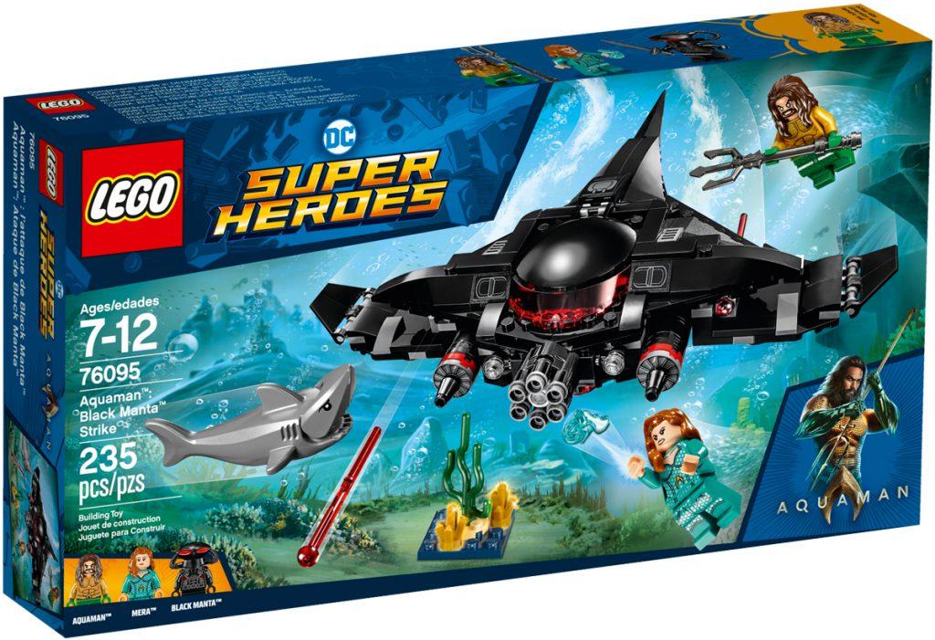 Az Aquaman LEGO szett már most a tied lehet!