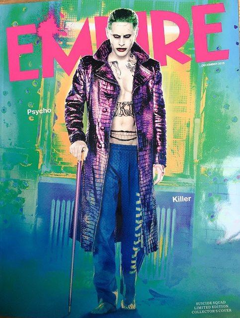 Címlapon: Joker és a Suicide Squad