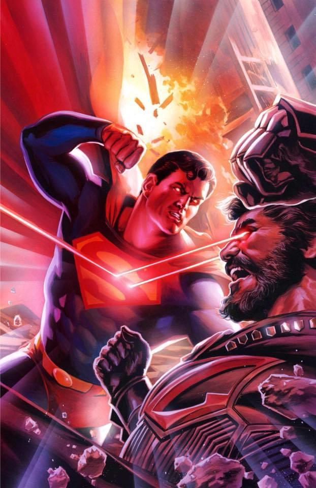 7 Ate 9 Comics variáns – Felipe Massafera