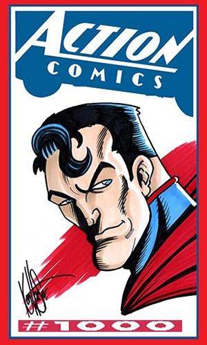 Dynamic Forces Comics REMARKED variáns – Ken Haeser