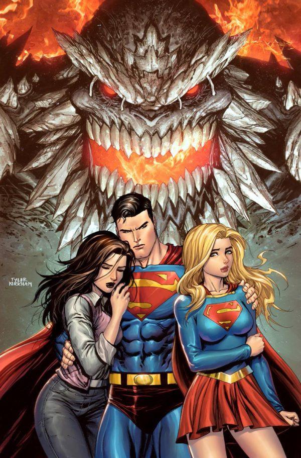 Unknown Comic Books variáns – Tyler Kirkham