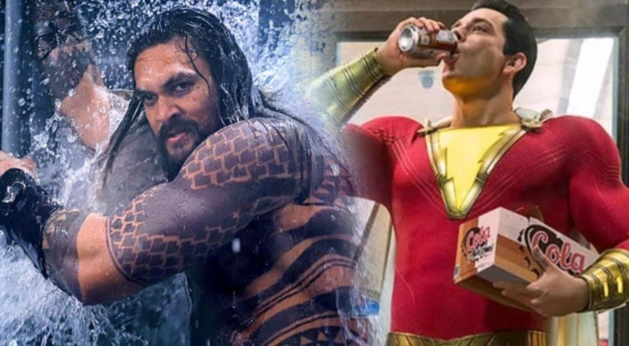 Aquaman és Shazam! végre előzetest kapott