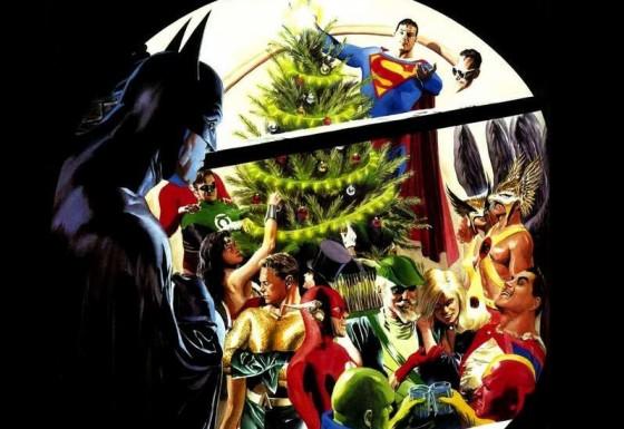 Batman rajzfilm karácsonyra - avagy BOLDOG KARÁCSONYT!