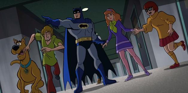 Batman és Scooby-Doo újra együtt nyomoz