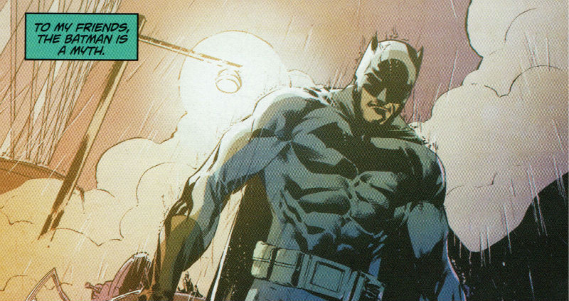 Batman napi ajándék képregény! - The Cave 0473a696dd