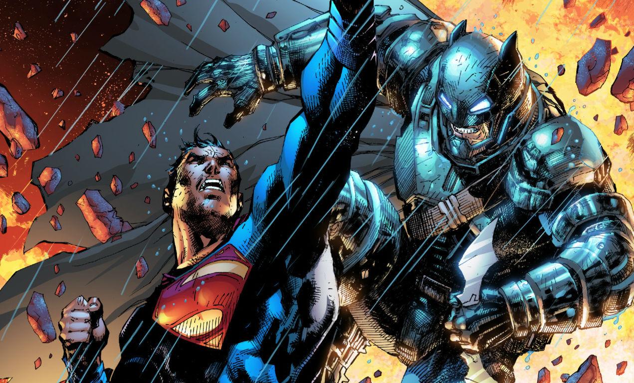 Jim Lee steelbook variánsok érkeznek az Acélemberhez és a Batman Superman ellenhez