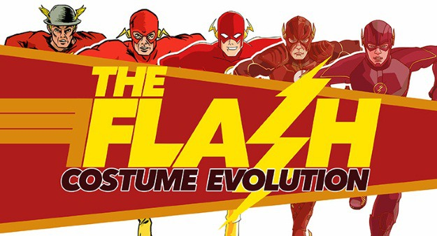 The Flash evolúciója