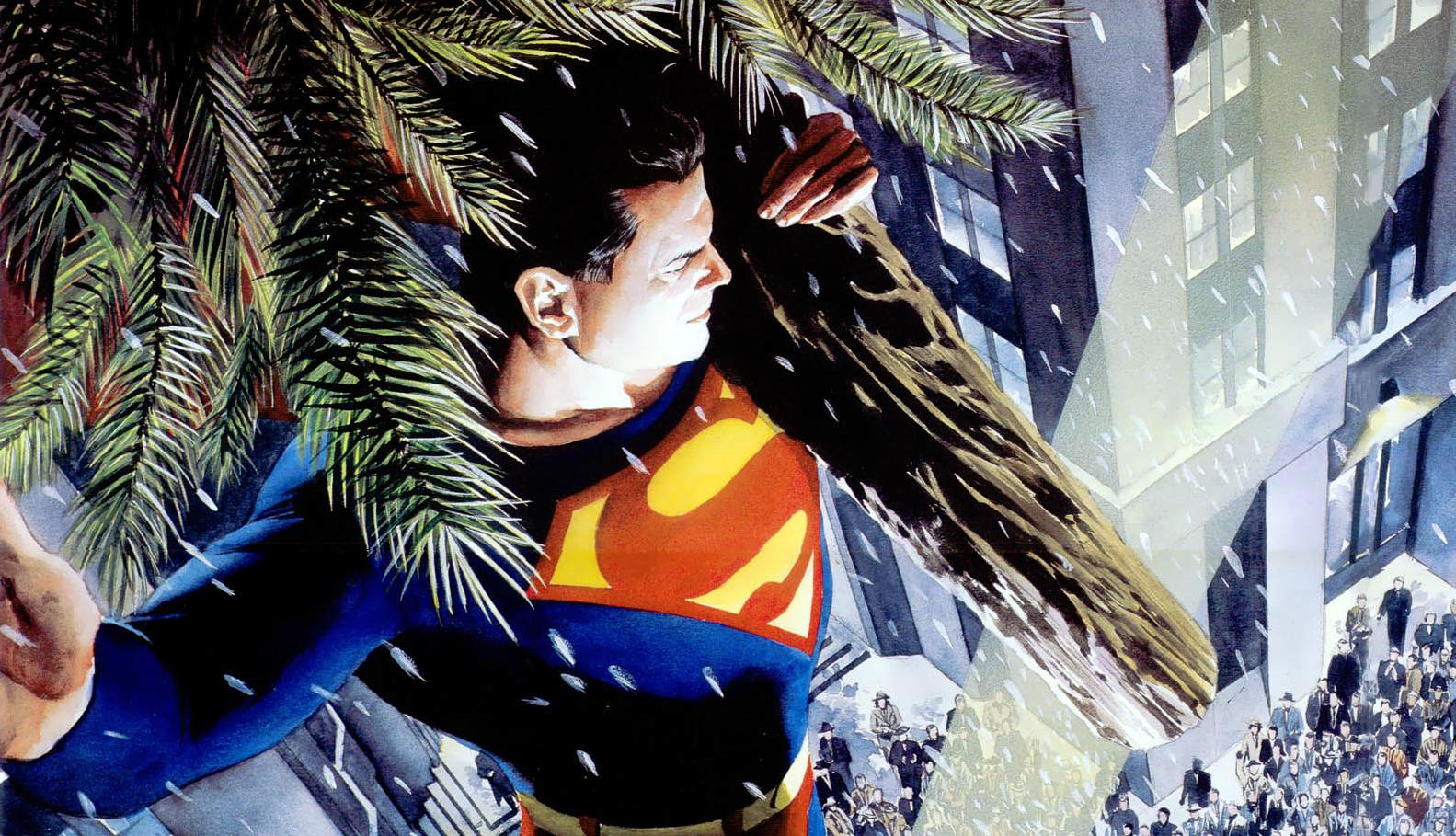 Képregényajánló: Superman - Béke a földön (Peace on earth)