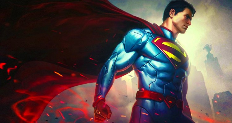 Superman játék a láthatáron?