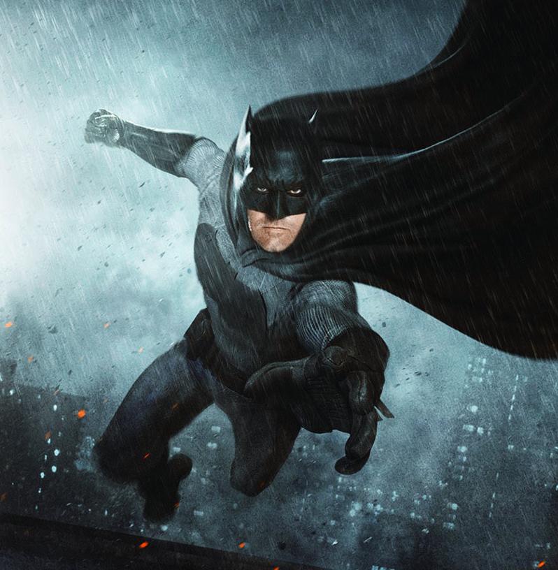 Batman és Superman új képen készül a harcra!