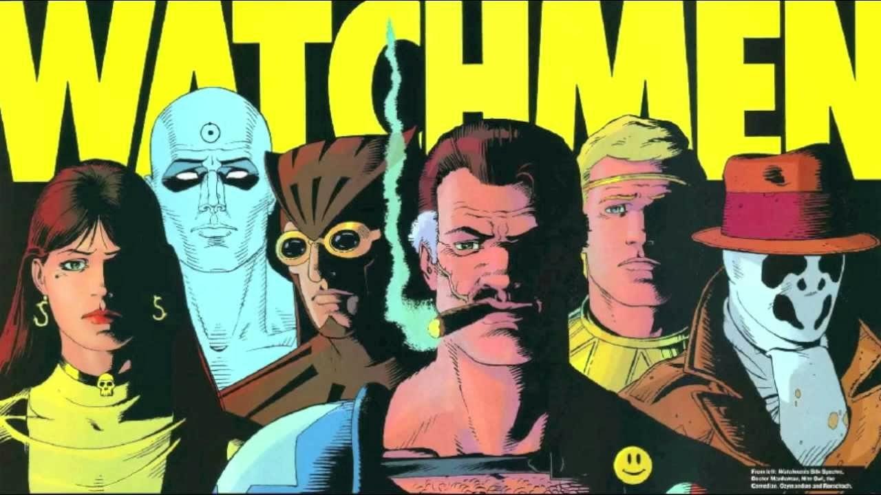 Watchmen sorozat a láthatáron!