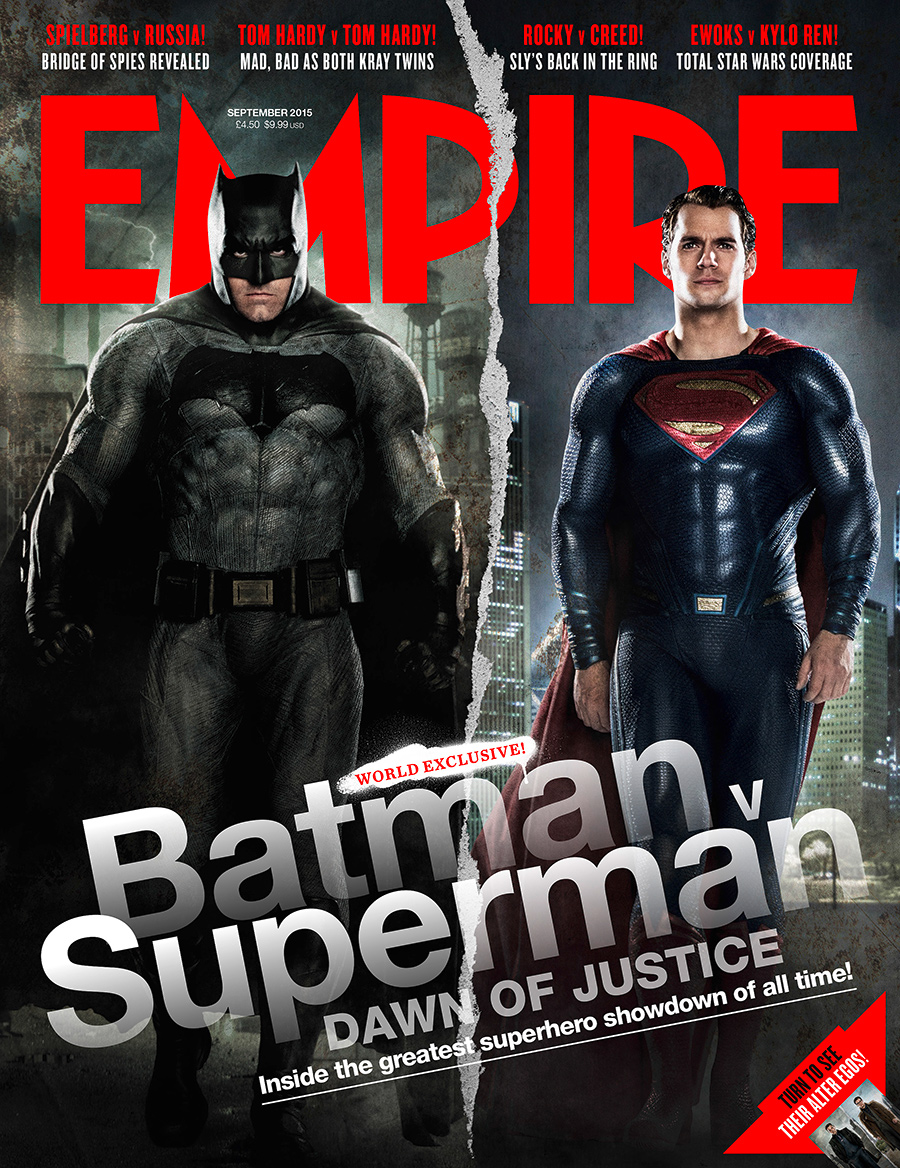 Batman és Superman beveszi az EMPIRE-t
