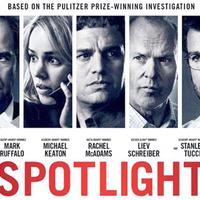 Aktuál - Spotlight: Egy nyomozás részletei (2015)