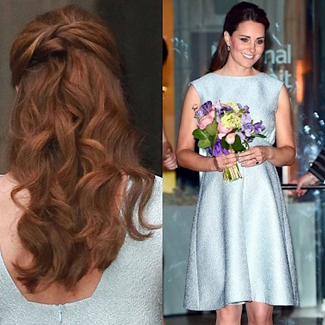 Penteado-do-Dia-Kate-Middleton-Cabelo-Meio-Preso-Cacho-nas-Pontas-Hairstyle.png