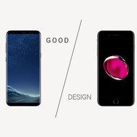 Megtörtént a csoda: a Samsung designban verte az Apple-t