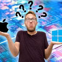 PC vs Mac 3 hónap után: melyik a jobb? [Videó]