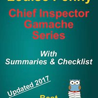 'REPACK' Louise Penny Chief Inspector Gamache Series Best Reading Order: Chief Inspector Gamache Series By Updated 2017. forste growth beauty radio Estado