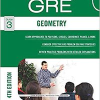 GRE Geometry (Manhattan Prep GRE Strategy Guides) Download Pdf