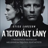 Könyv / Stieg Larsson - A tetovált lány