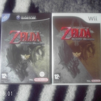Twilight Princess GameCube-on
