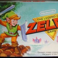 The Legend of Zelda társasjáték