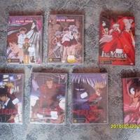 Anime DVD-k kiárusítása