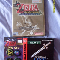 Zelda II: Egy uj kezdet