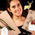 Egyszerű és egyedi karácsonyi csomagolások – DIY