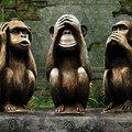 A három bölcs majom