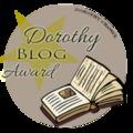 Díjat kaptam - igen megint! Dorothy Blog Award