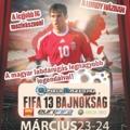 FIFA 13 bajnokság @ Lurdy Ház