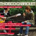 Vasárnap végre hangos-zajos koncert Pesten a pünkösdi / gyereknapi DEATH DISCO CABRIOLET bulin!