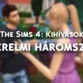 The Sims 4: Szerelmi háromszög - Kihívás
