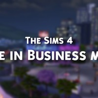 The Sims 4: Live in Business mod - Játékteszt
