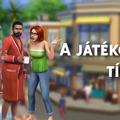 A The Sims játékosok típusai