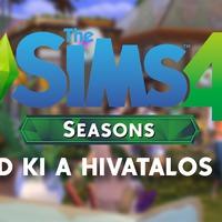 The Sims 4: Évszakok - Melyik évszak lennél? - Töltsd ki a hivatalos kvízt!