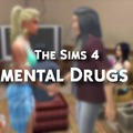 The Sims 4: Basemental Drugs Mod (18+) - Játékteszt