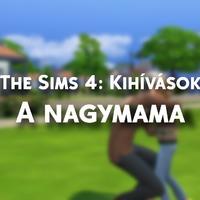 The Sims 4: A Nagymama - Kihívás