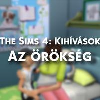 The Sims 4: Az örökség - Kihívás