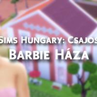 Építsd meg Barbie otthonát!