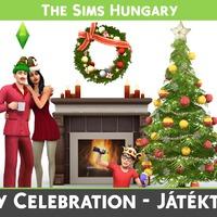 The Sims 4: Holiday Celebration Pack - Játékteszt