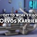TS4: Get to Work - Kisokos: Orvos Karrier