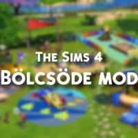 The Sims 4: Bölcsöde mod - Játékteszt